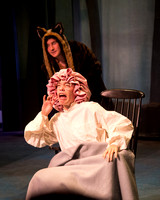 October Playhouse - Little Red Riding Hood